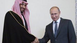 Зачем России нужна Саудовская Аравия?