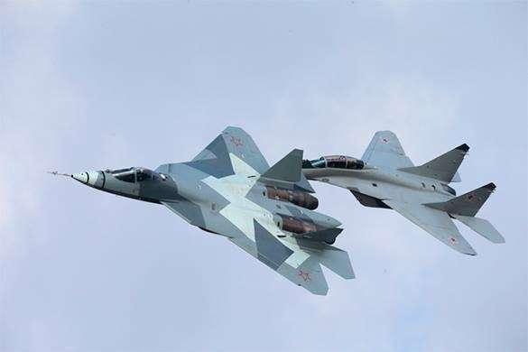 Минобороны России перебросит в Арктику истребители. 322176.jpeg