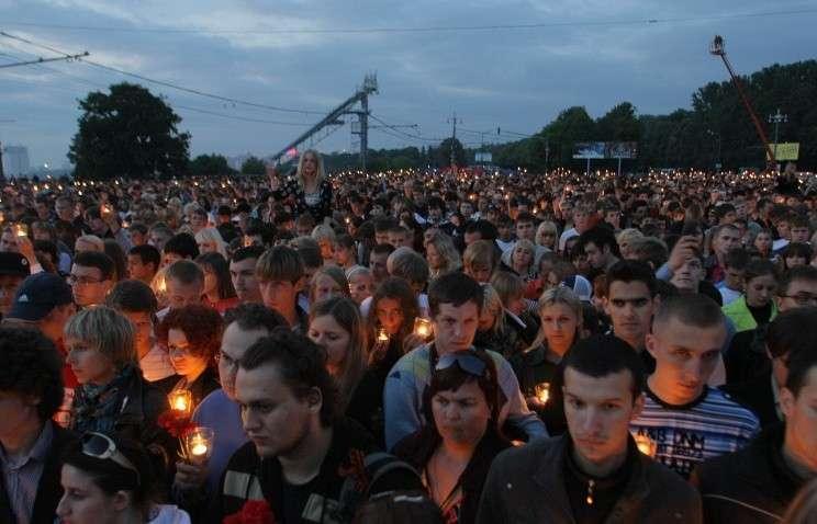 В годовщину начала Великой Отечественной войны россияне зажгут «Свечу памяти»