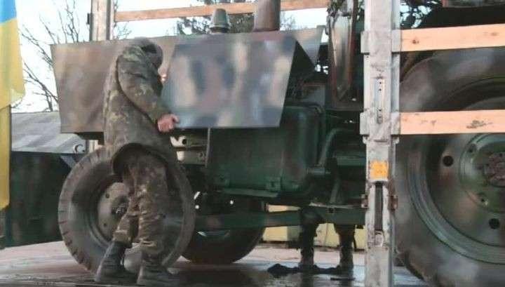 Литва будет продавать Украине оружие, которое не производит, т.е. будет спекулировать
