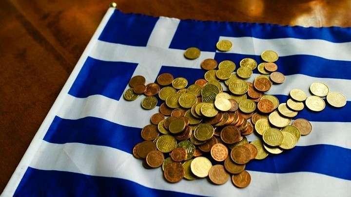 Германия гонит Грецию из ЕС