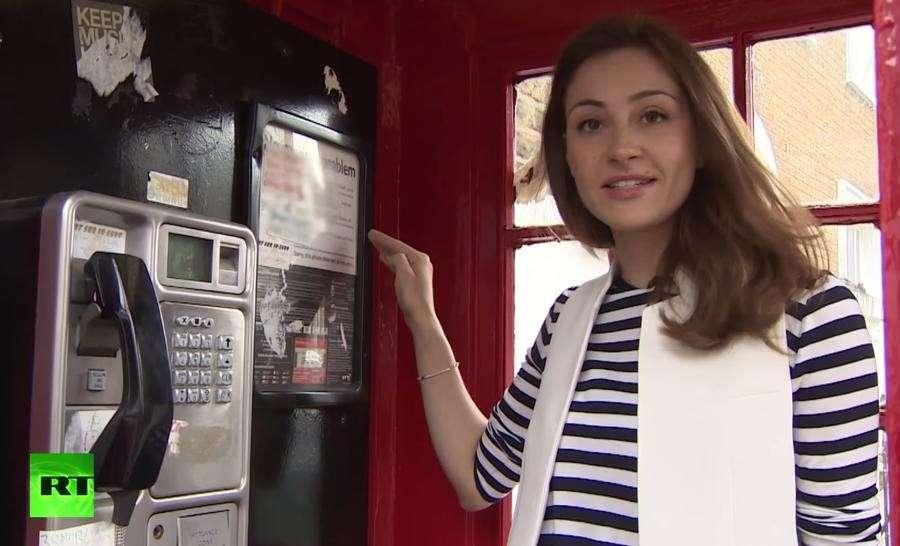 В Британии растёт спрос на эскорт-услуги для женщин