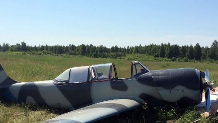 Угонщиков двух самолётов поймали во Владимирской области