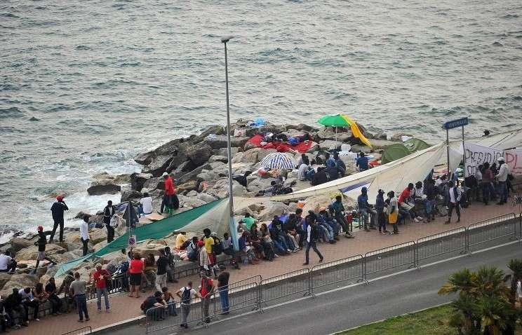 В Европу по морю в этом году могут прибыть 500 тыс. нелегалов