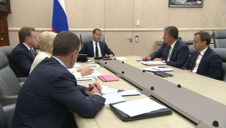 Российское Правительство готовит ответ на продление санкций Евросоюзом