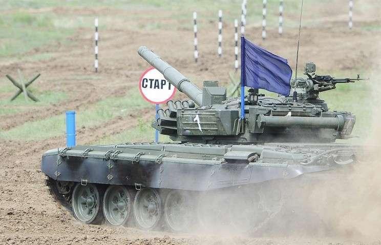 Всеармейский этап «Танкового биатлона» начался под Волгоградом