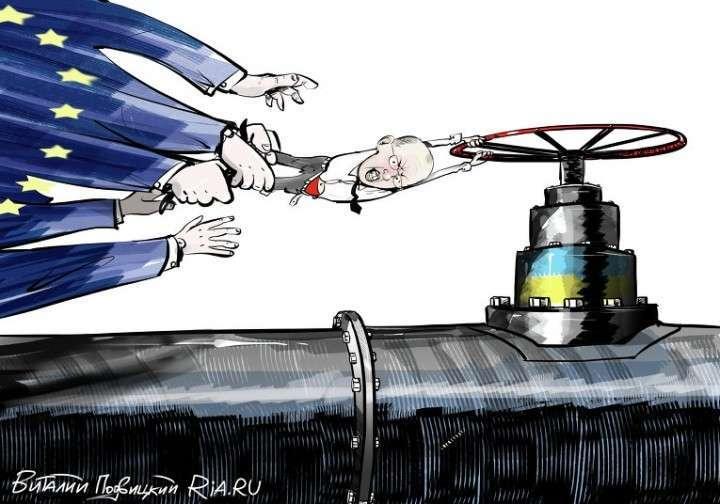 Европа согласилась платить за Украину