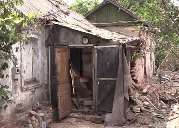 Укро-каратели 22 июня в 4 часа утра открыли огонь по Донецку