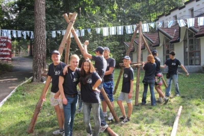 Молодых бандитов готовят в Днепропетровске под флагом Израиля