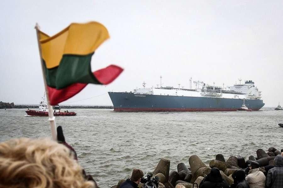 Глупая Литва платит за газ норвежцам в 1,5 раза дороже, чем России