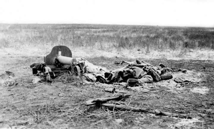 «Мы все вместе взятые не стоим двоих этих русских!» -  записи из дневника немецкого солдата, погибшего под Сталинградом