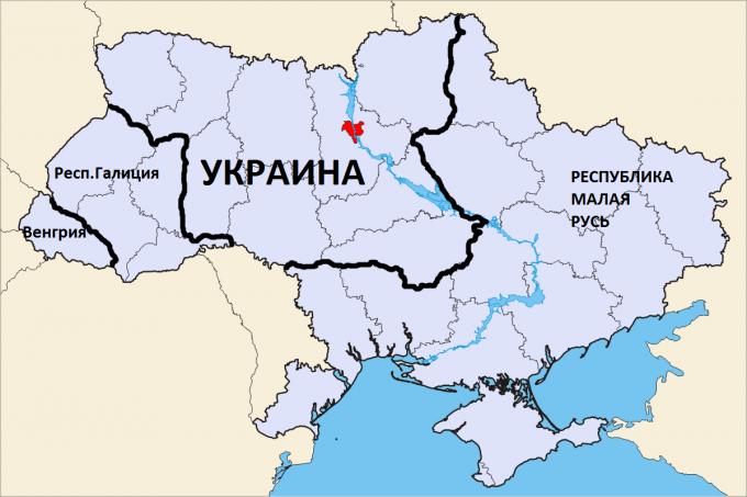 Долг России – принять в свой состав все те украинские области, где люди хотят вырваться из кошмара.