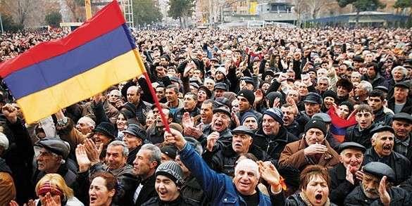 Демарши в Армении - дело рук США - политолог