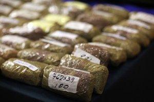 90% изъятых в 2014 году в Китае наркотиков произведены в Лаосе, Мьянме и Таиланде