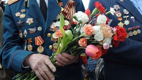 Ветераны Великой Отечественной войны 9 мая проведут уроки мира в школах в США