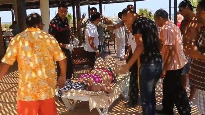Раненную террористом россиянку оперируют в Тунисе