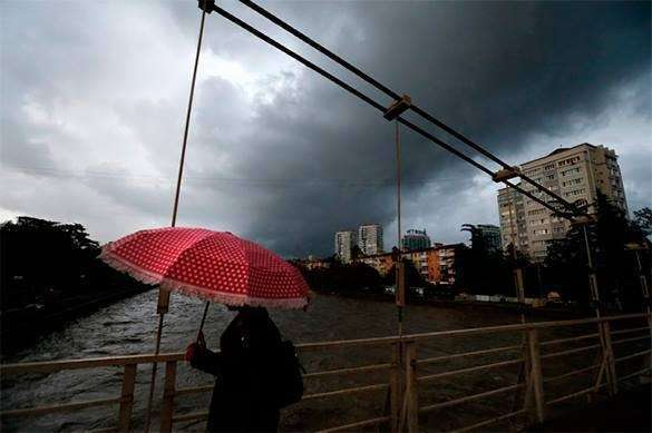 Подсчитан ущерб от наводнения в Сочи.