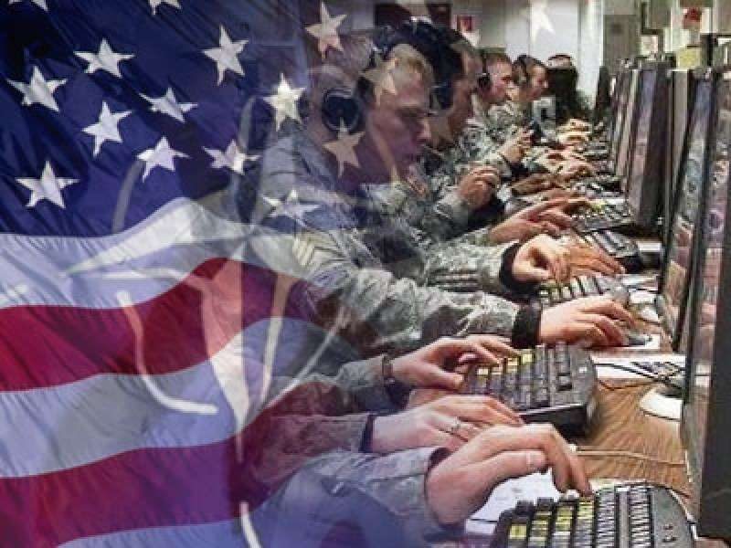 США помогают киевской Хунте блокировать информационные сайты ДНР и ЛНР