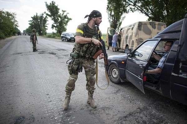 В Киеве сообщают о переходе боёв вокруг Донецка в круглосуточный режим
