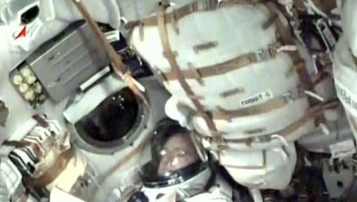 Геннадий Падалка стал рекордсменом по длительности пребывания на орбите