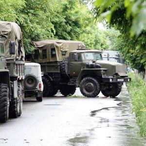 Два боевика уничтожены во время спецоперации в Нальчике