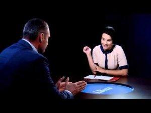Интервью киевского хунтёныша Кличко: заслуженный дебил Украины