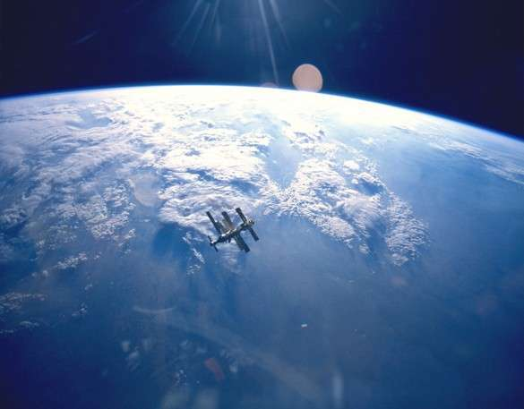 Новый европейский космический челнок может получить российские двигатели.