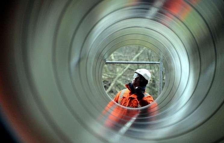 В КНР официально запущено строительство участка газопровода «Сила Сибири»
