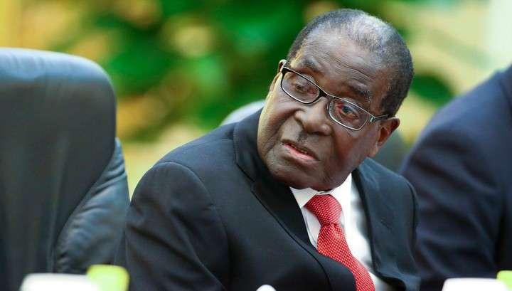 Президент Зимбабве Роберт Мугабе пригласил Обаму выйти за него замуж