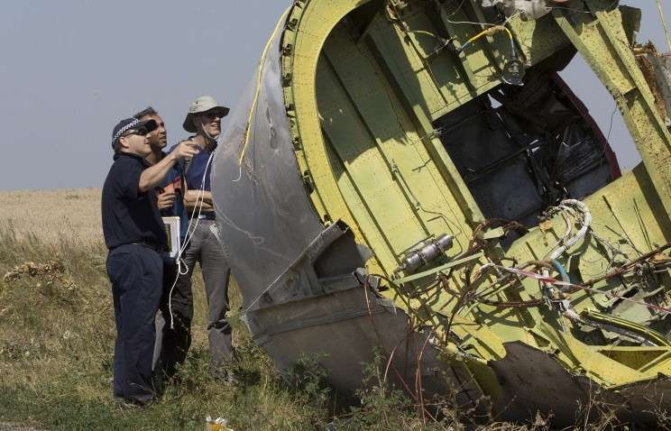Окончательный доклад о причинах крушения Boeing MH17 на Украине опубликуют в октябре