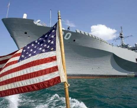 Пентагон пронесло: «Российский военный корабль вёл разведку у берегов США»