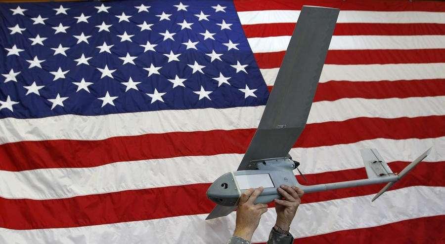 В Сомали обнаружены две секретные военные базы США