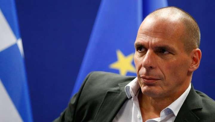 Министр финансов Греции шантажирует ЕС триллионом долларов