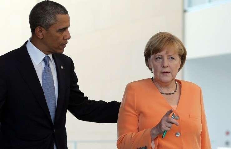 СМИ: Германия не поддержит США в вопросе ужесточения санкций против России