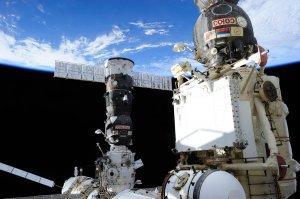 Стыковка «Прогресса» с Международной космической станцией — прямая трансляция