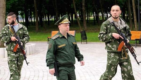 Минобороны ДНР: Украина не отвела войска от Широкино