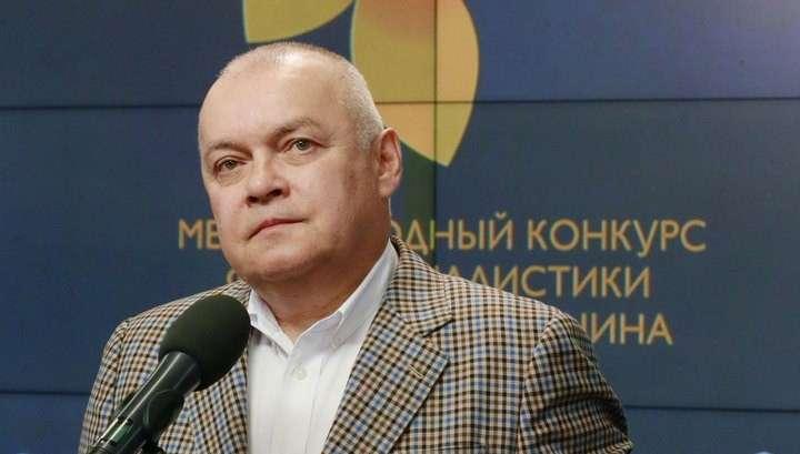 Дмитрий Киселёв отвечает полуграмотной профессуре из Нижнего
