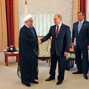 Владимир Путин и Роухани на встрече обсудят итоги переговоров по Ирану