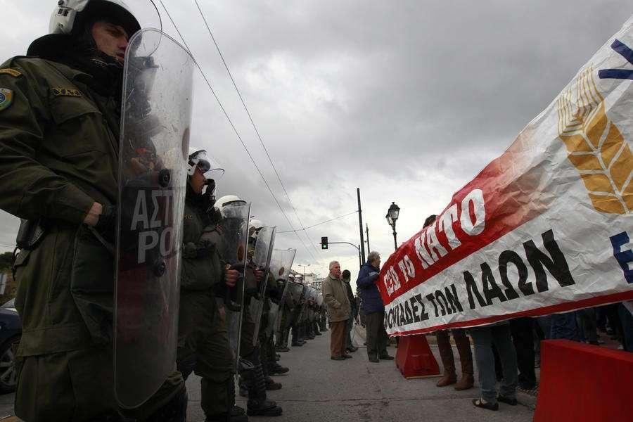 Любая российская помощь Греции — удар по НАТО