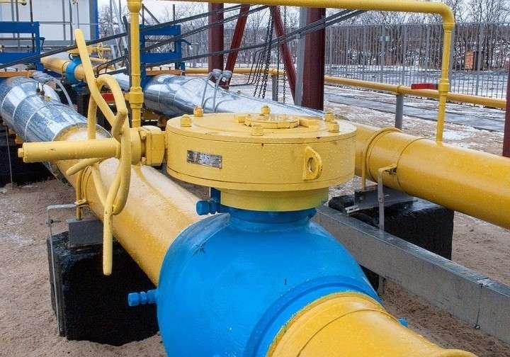 Поставки газа на Украину переводятся на условия полной предоплаты