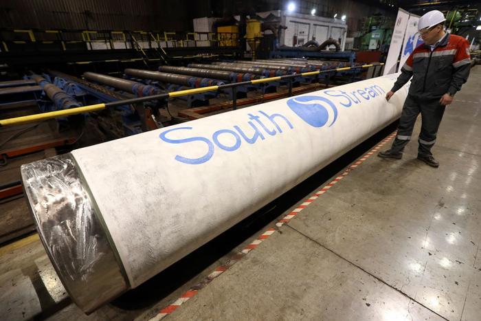 «Газпром» отказался от строительства «Турецкого потока»