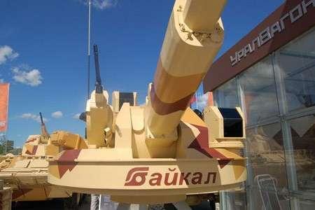 Боевой модуль «Байкал» - быстрая смерть штурмовиков и вертолётов