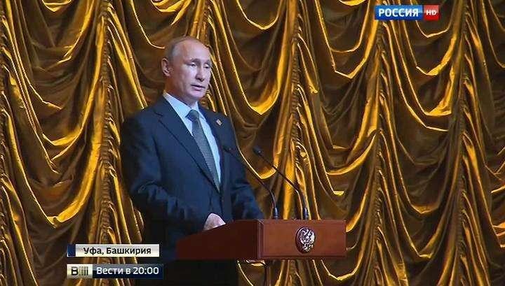 Евразийское пространство для России - дом, где должен царить покой и достаток