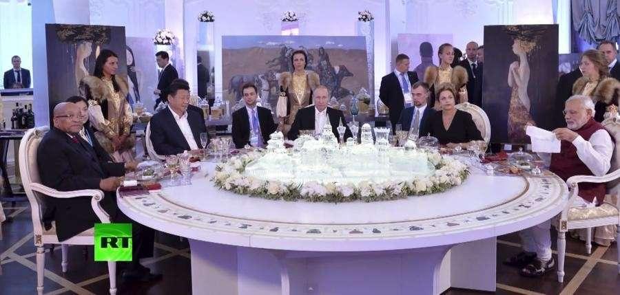 В Уфе завершился VII саммит БРИКС