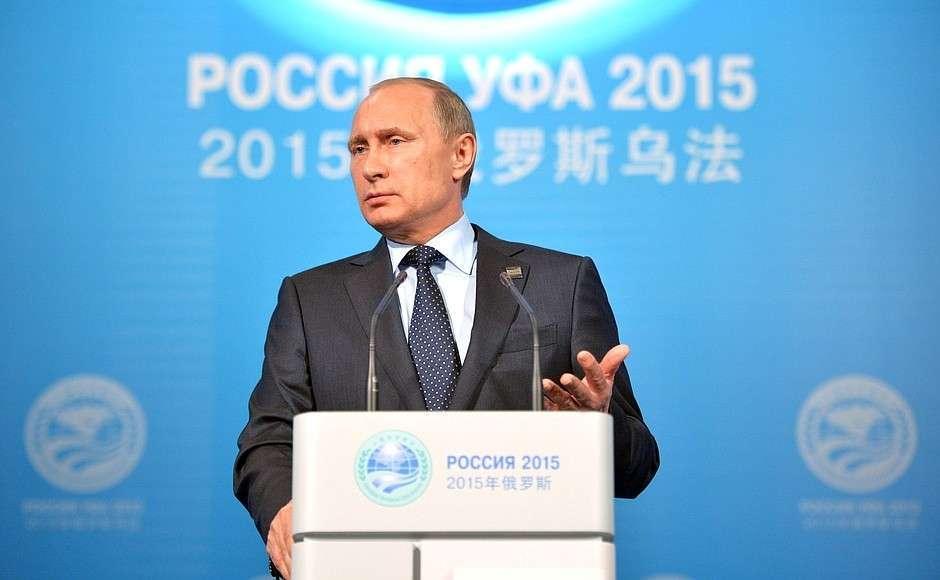 Путин возглавил восстание БРИКС