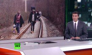 Мигранты на Балканах подвергаются насилию со стороны полиции