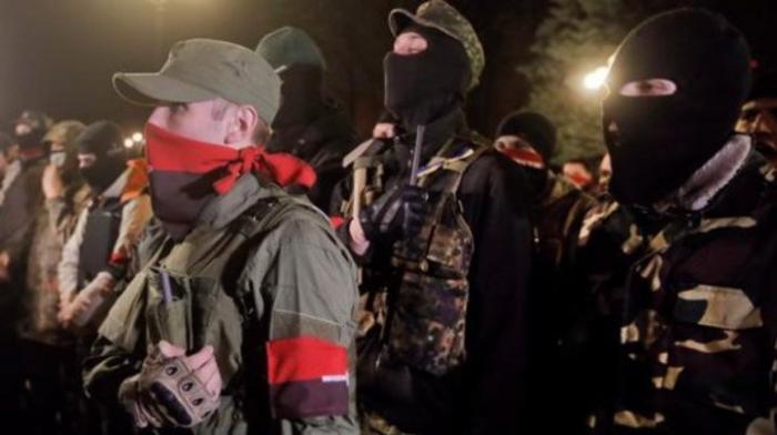 Война на Украине: «Право-еврейский сектор» получил приказ стрелять на поражение