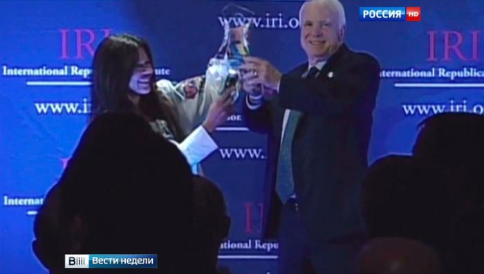 Организаторы госпереворотов чувствуют себя в России превосходно!