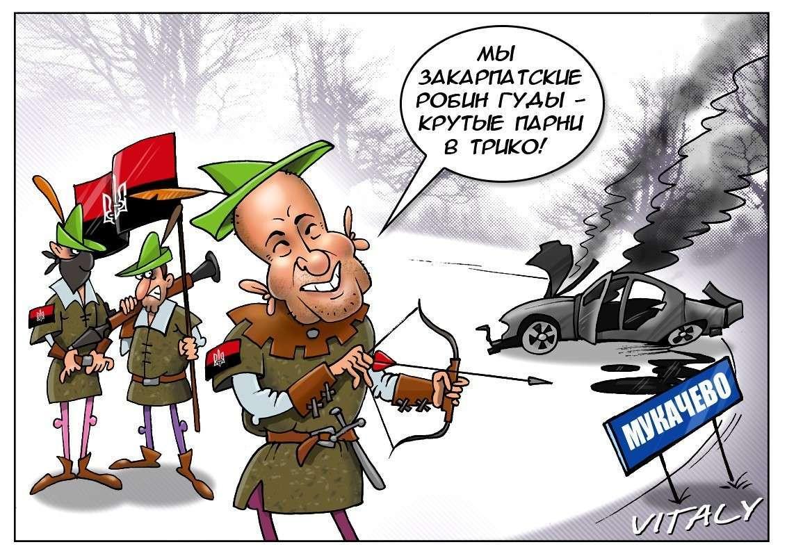 Что планирует еврейский «Правый Сектор» на Украине