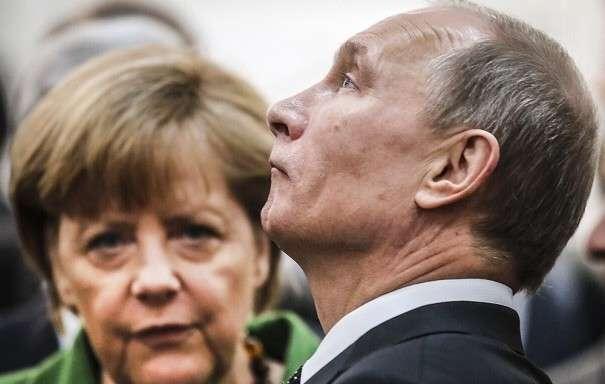 Мукачево, ЕС, Германия, Греция, Меркель и Путин